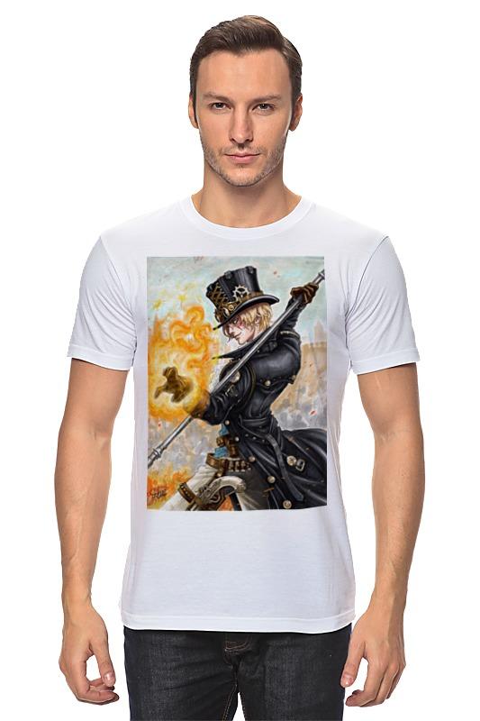 Футболка классическая Printio Сабо - one piece футболка классическая printio 62 2% в саратове