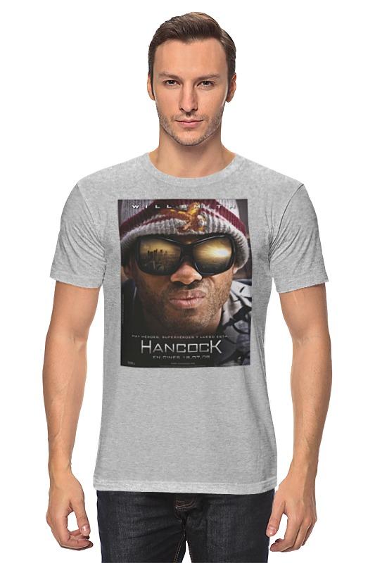 Футболка классическая Printio Хэнкок / hancock john hancock 1000g
