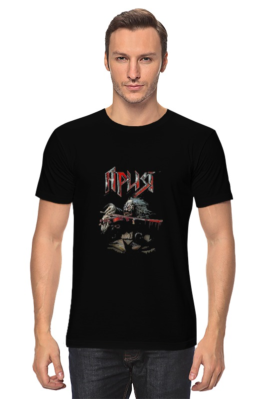 Футболка классическая Printio Ария (симфо) футболка wearcraft premium slim fit printio ария симфо