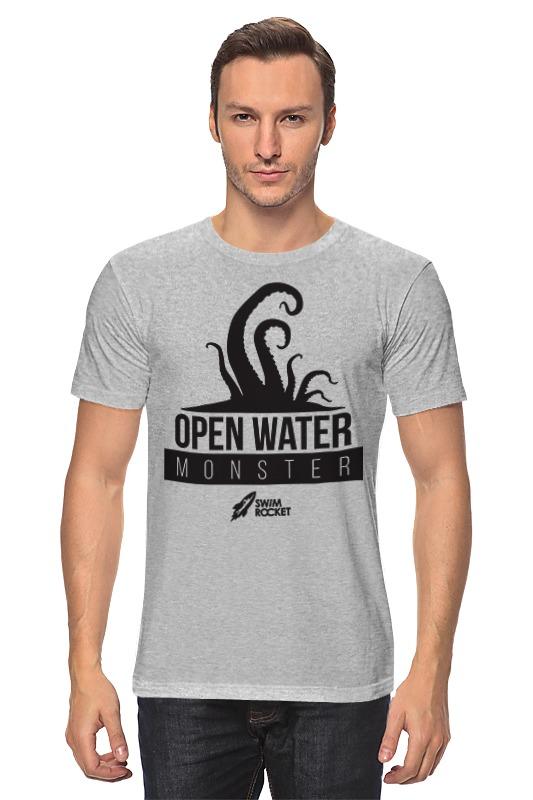 Футболка классическая Printio Open water monster футболка классическая printio open water queen
