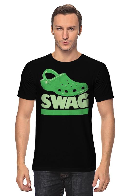 Футболка классическая Printio Swag (свэг) футболка классическая printio swag свэг