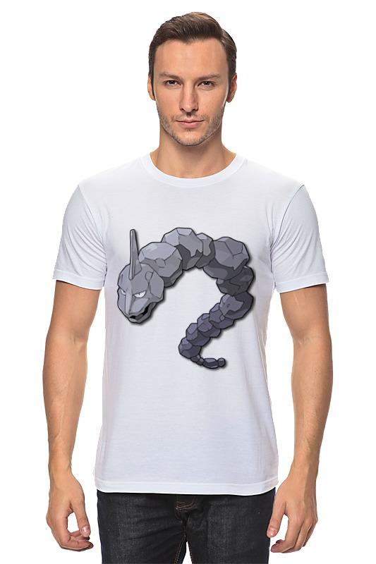 Футболка классическая Printio Оникс футболка рингер printio оникс