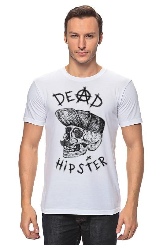 Футболка классическая Printio Hipster футболка стрэйч printio hipster wom