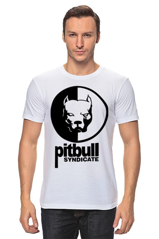 Футболка классическая Printio Pitbull syndicate футболка wearcraft premium printio pitbull syndicate