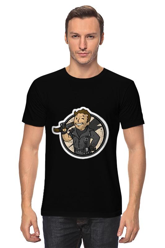 Футболка классическая Printio Road warrior футболка классическая printio fallout фэллаут