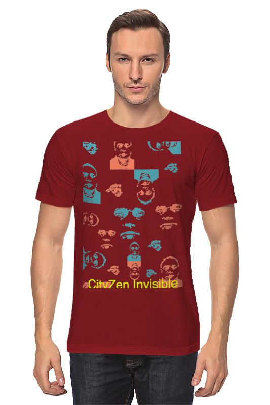 Printio Cityzen invisible almost invisible