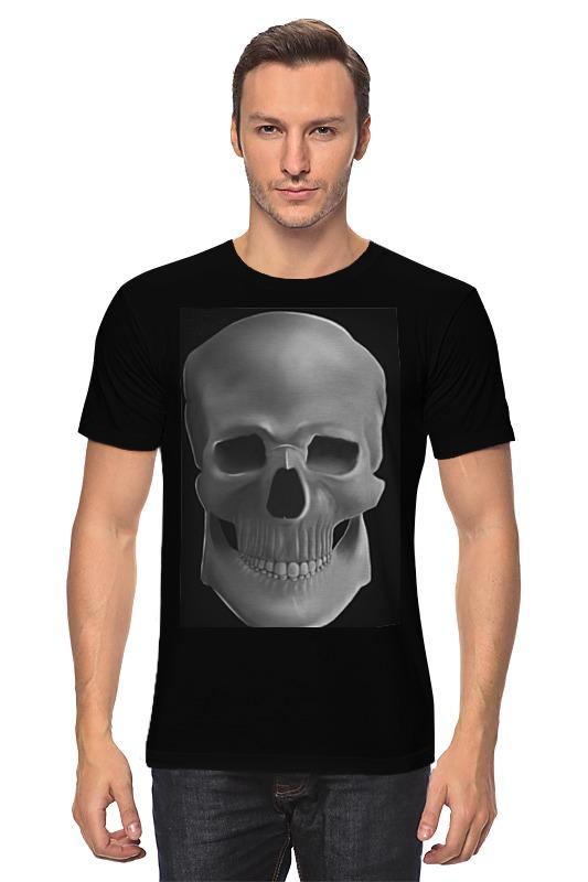Футболка классическая Printio Skull футболка классическая printio skull 17