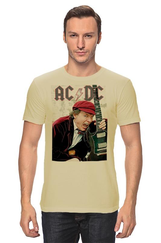Футболка классическая Printio Ac dc футболка классическая printio ac dc