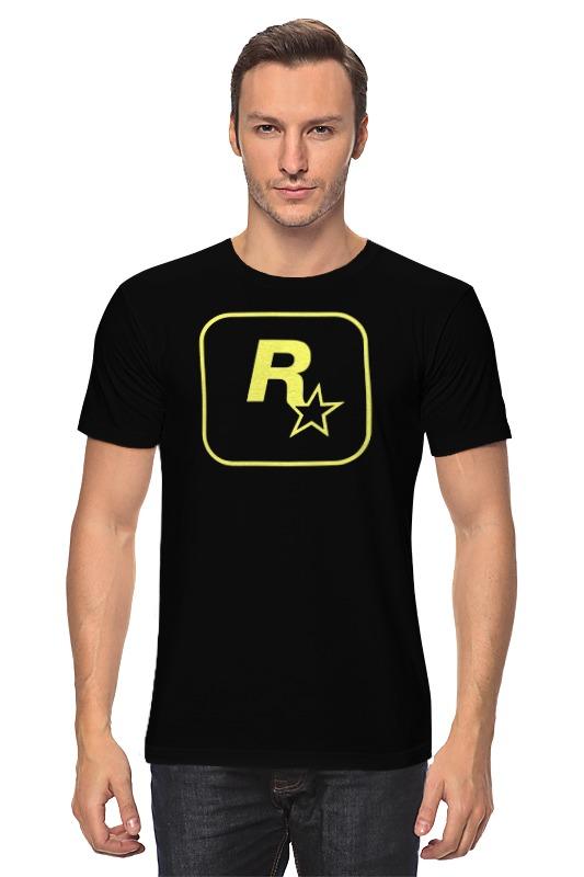 Футболка классическая Printio Rockstar staff t-shirt футболка классическая printio dota2 t shirt