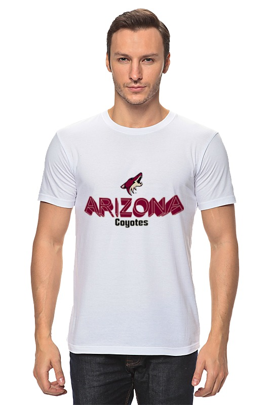 Printio Arizona coyotes