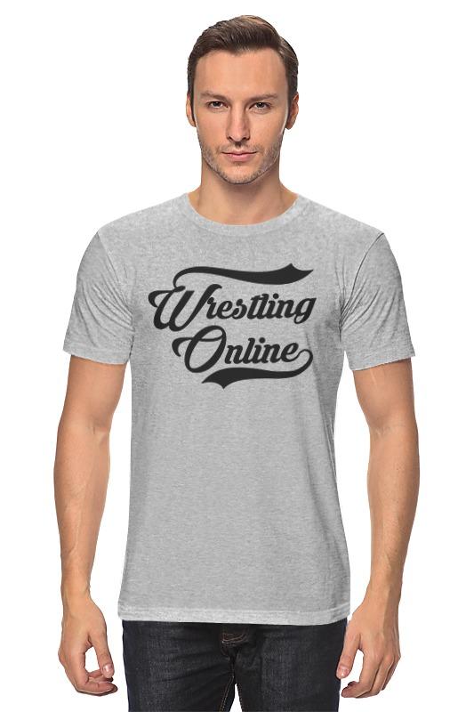 Футболка классическая Printio Wrestling online t shirt футболка классическая printio dota2 t shirt