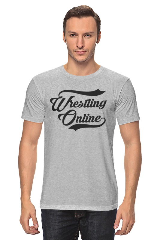 Футболка классическая Printio Wrestling online t shirt футболка классическая printio wrestling online t shirt