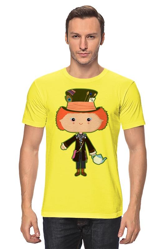Футболка классическая Printio Безумный шляпник детская футболка классическая унисекс printio безумный шляпник