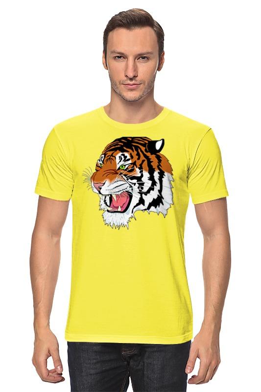 Футболка классическая Printio Тигр все цены