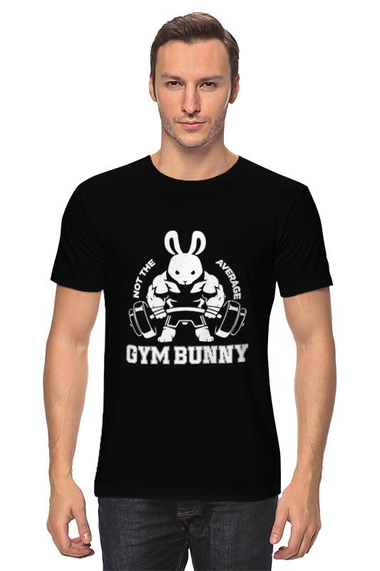 Printio Gym bunny printio bunny in confusion