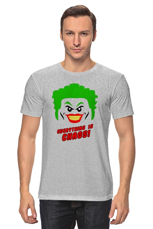 все цены на Printio Джокер онлайн