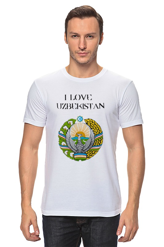 Футболка классическая Printio Uzbekistan футболка классическая printio uzbekistan
