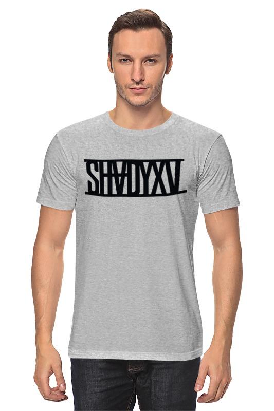 все цены на Футболка классическая Printio Eminem shadyxv онлайн