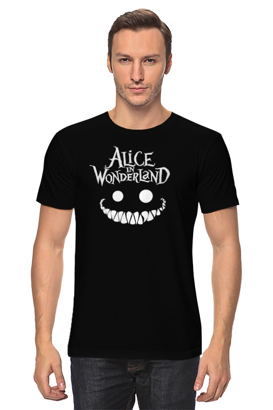Фото - Футболка классическая Printio Alice in wonderland футболка классическая printio alice in wonderland rock