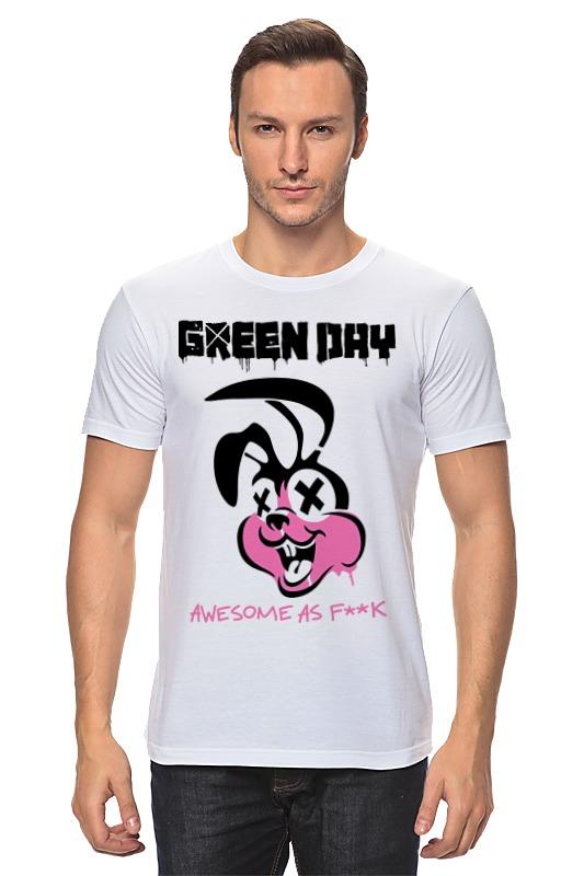 Футболка классическая Printio Green day футболка классическая printio every day