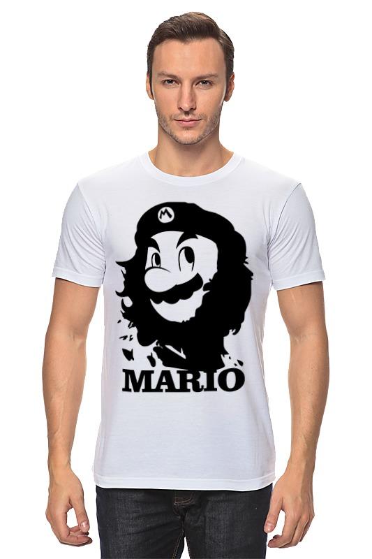 Футболка классическая Printio Mario x che