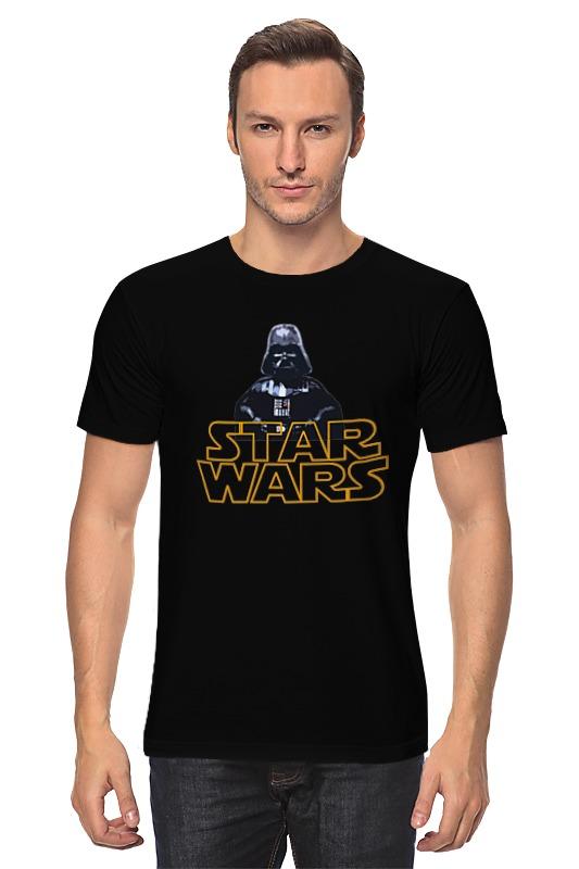 Футболка классическая Printio Star wars. darth vader футболка классическая printio darth vader star wars