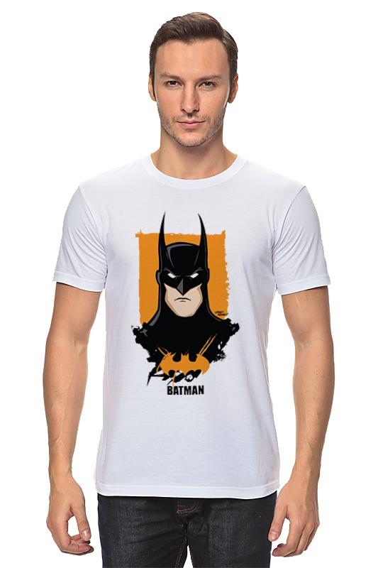Футболка классическая Printio Batman/бэтмен футболка рингер printio batman бэтмен
