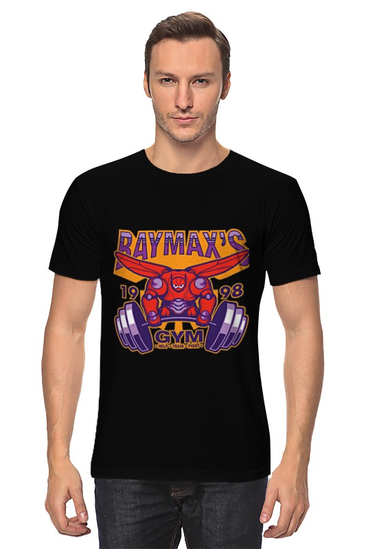 Printio Baymax (баймакс) printio баймакс город героев