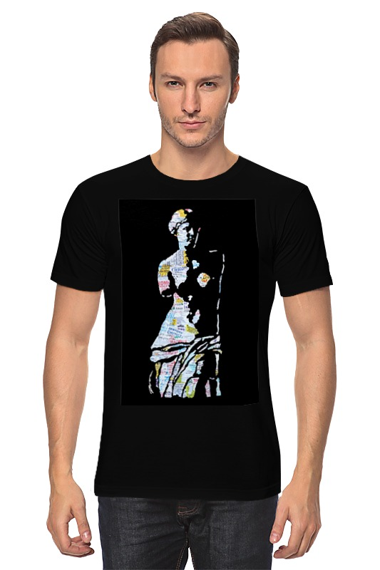 Футболка классическая Printio Венера спальня венера комплектация 1