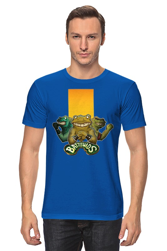 Футболка классическая Printio Battletoads футболка print bar battletoads