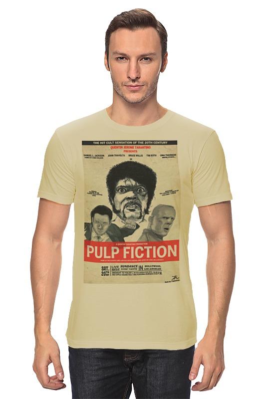 Футболка классическая Printio Pulp fiction