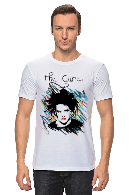 Футболка классическая Printio The cure the cure the cure greatest hits 2 lp