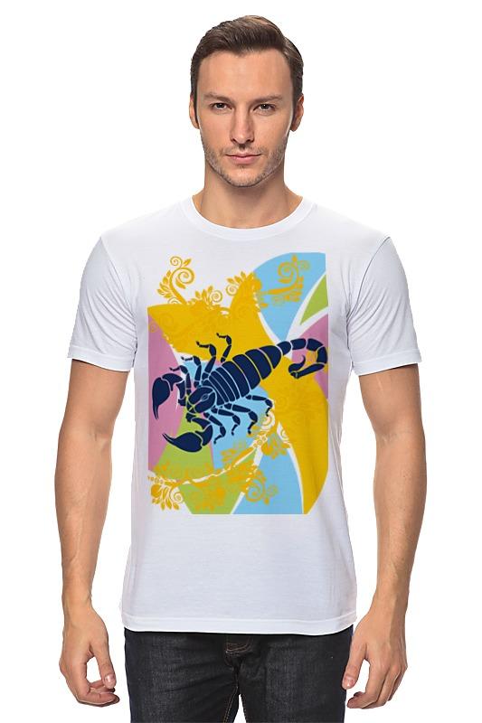 Футболка классическая Printio scorpio футболка wearcraft premium printio scorpio