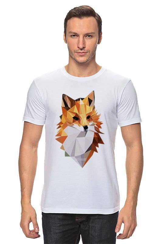 Футболка классическая Printio Poly fox