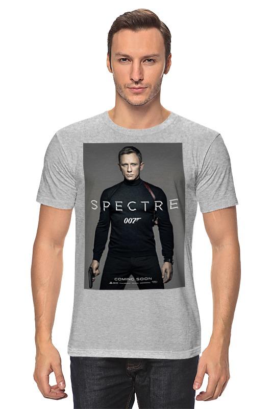 Футболка классическая Printio Bond 007 / spectre видеошлем eachine vr 007 pro