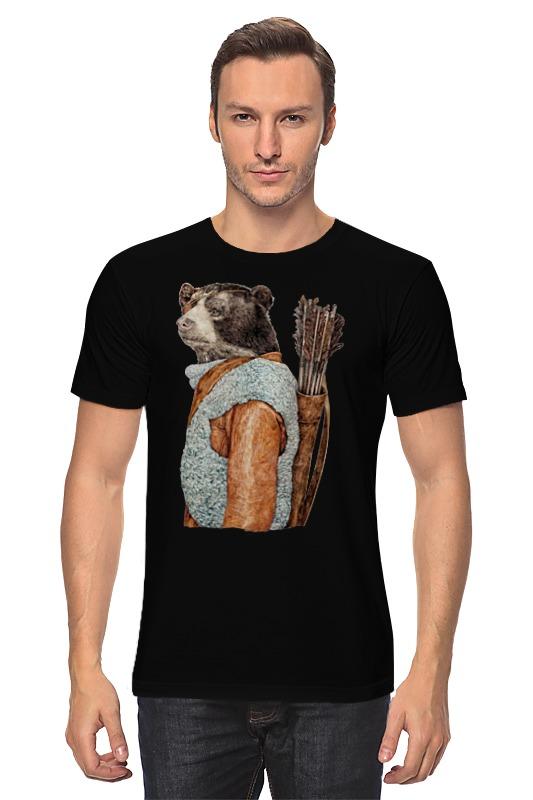 Printio Медведь охотник цена