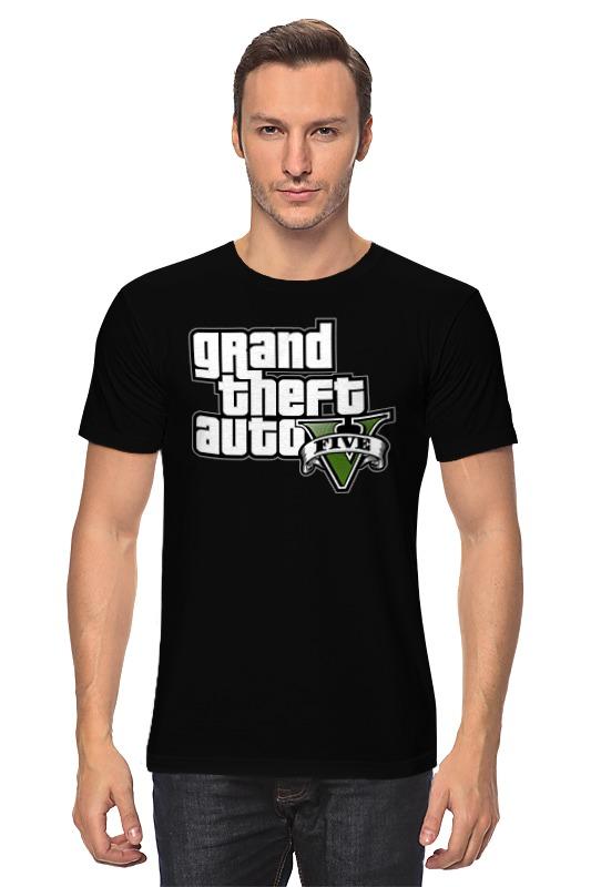 Футболка классическая Printio Gta 5 футболка классическая printio html 5