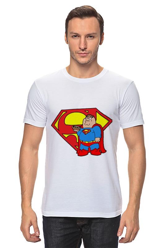 Футболка классическая Printio Гриффины (family guy) футболка классическая printio family guy