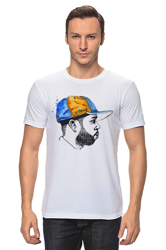 Футболка классическая Printio J dilla (jay dee) футболка русский андеграунд