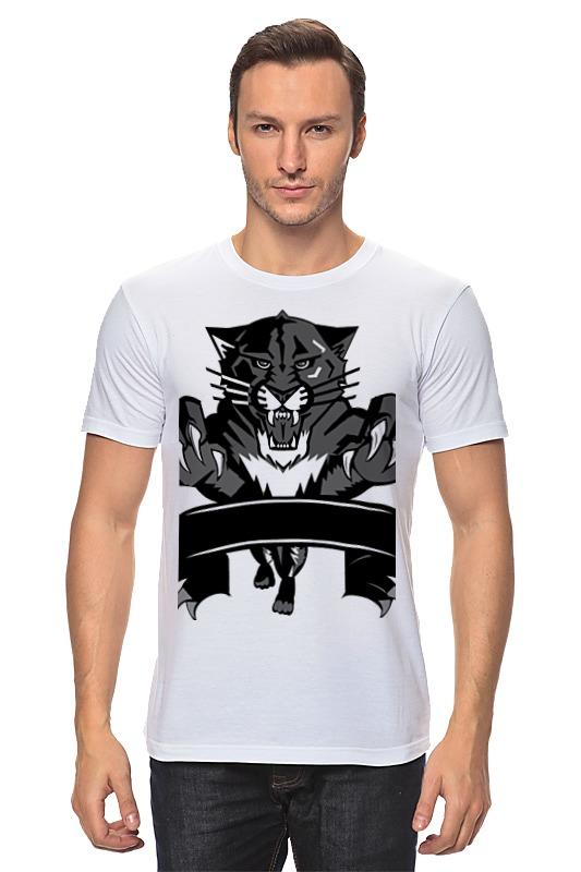 Футболка классическая Printio Чёрный тигр футболка классическая printio gta 5 dog