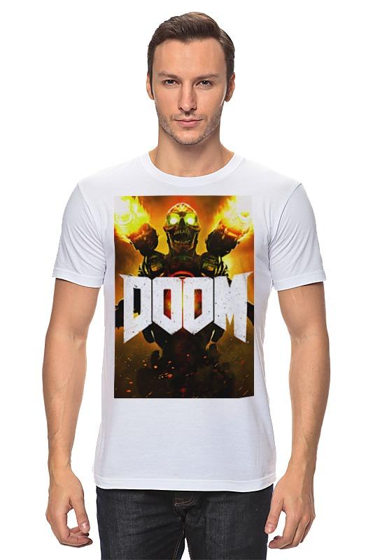 Футболка классическая Printio Doom 4 novus 4 26