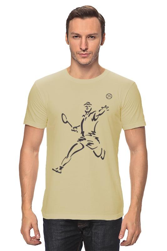Фото - Футболка классическая Printio Большой теннис теннис