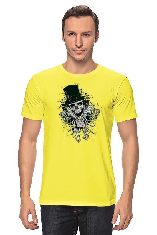 Футболка классическая Printio Skull man футболка классическая printio skull 3