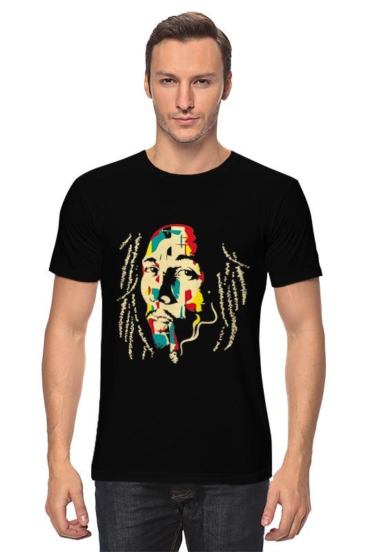 Футболка классическая Printio Bob marley футболка классическая printio bob marley