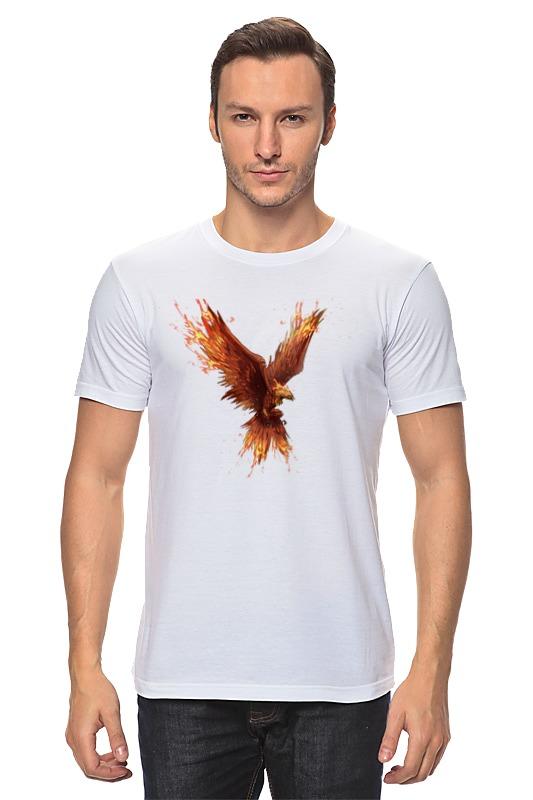 Футболка классическая Printio Птица-феникс феникс 33845