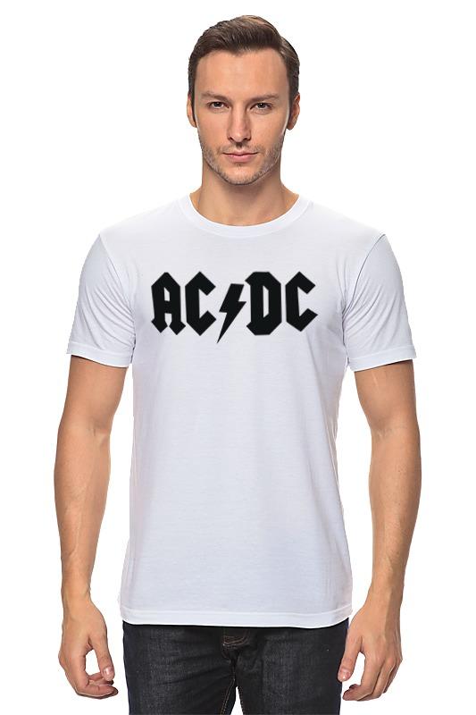 Футболка классическая Printio Ac/dc футболка классическая printio ac dc