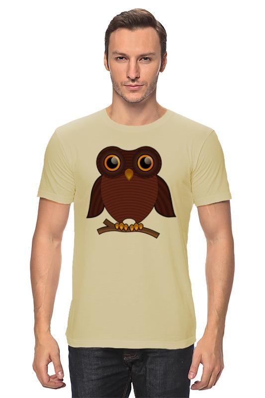 Футболка классическая Printio Совёнок футболка классическая printio футболка совёнок