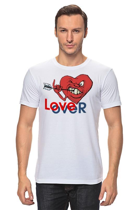 Фото - Футболка классическая Printio Любовь окончена детская футболка классическая унисекс printio любовь окончена