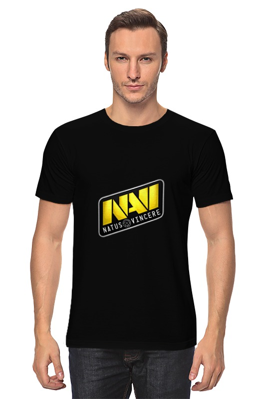 Футболка классическая Printio Navi dota2 футболка классическая printio dota2 t shirt