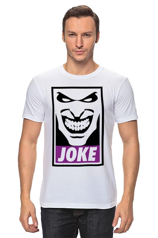 Printio Джокер (joke) футболка wearcraft premium printio джокер joke